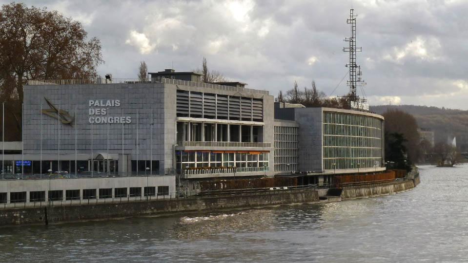 Palais des Congrès de Liège