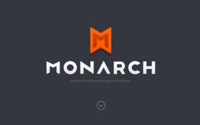 Partage sur les réseaux sociaux: Monarch