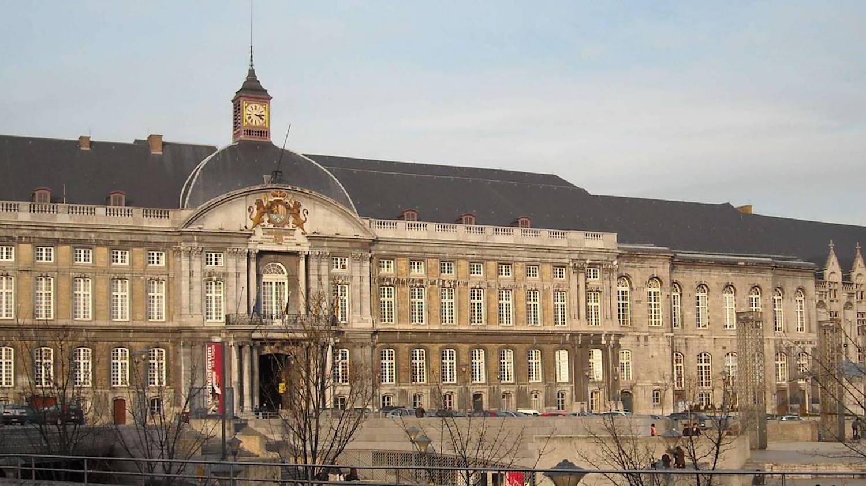 Cliquez ici pour en savoir plus sur Palais de justice de Liège