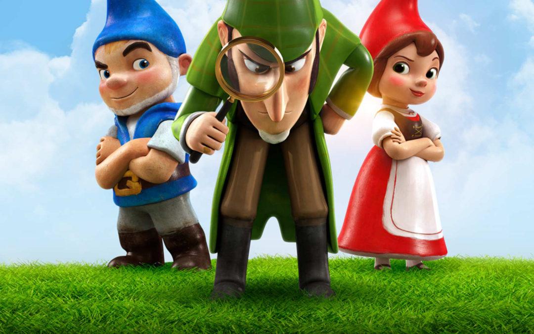 Sherlock Gnomes et nos Kids