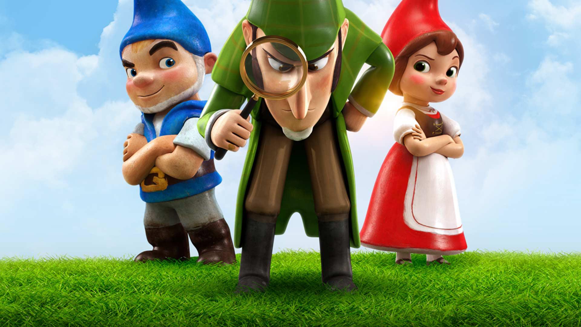 Cliquez ici pour en savoir plus sur Sherlock Gnomes